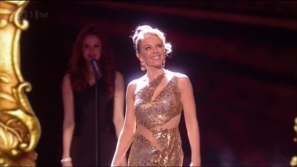2012 Kylie Minogue - On A Night like This (live @ The Royal Variety) (03.12.12)