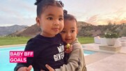 Chicago West complimenting True is the cutest thing you'll see today