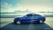 красиво Audi Rs5 с джанти vossen