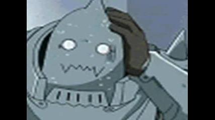 I like Fullmetall Alchemist