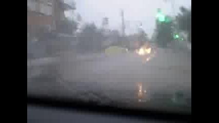 Дъжд В Монтана