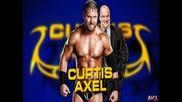 Curtis Axel new theme song Reborn 2013