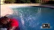 *9gag* Най-смешните инциденти с басейни