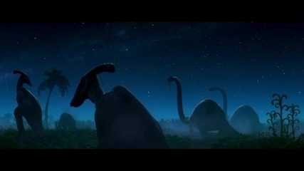 Judy Greer, Neil Patrick Harris In 'The Good Dinosaur' Teaser Trailer