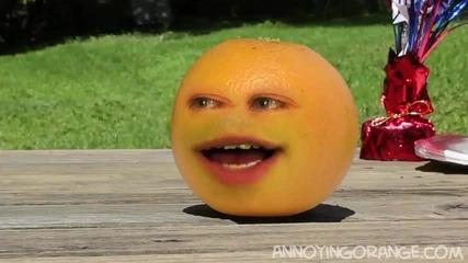 Annoying Orange - Orange през юли