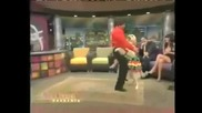 танцуващо куче!