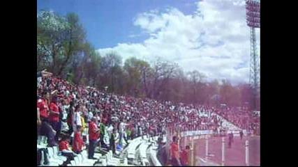 Ц С К А 4 - 1 Черно море (22.04.2012) - В село Подуяне !