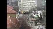 Тестване на сирените във Варна