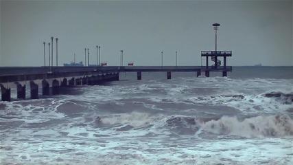 Гневът на Черно море (бургас, 2012)
