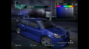 Nfs - Carbon Renault Clio V6 Sport Tunning!