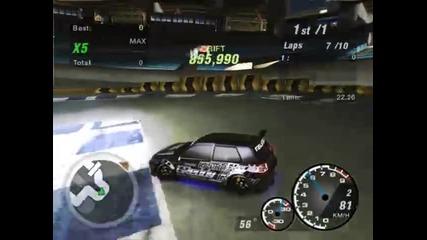 Need For Speed Underground 2 Hero