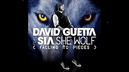 David Guetta feat. Sia - She Wolf (falling To Pieces) (rmi Mixtape 2013)