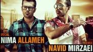 Nima Allameh - Akharin Didar (remix)
