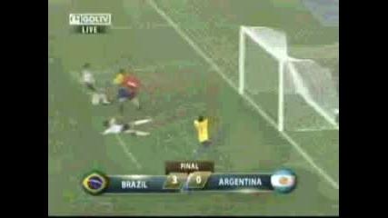 Brazil - Argentina 3:0