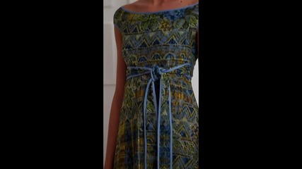 bote - Къса рокля Димана (3)
