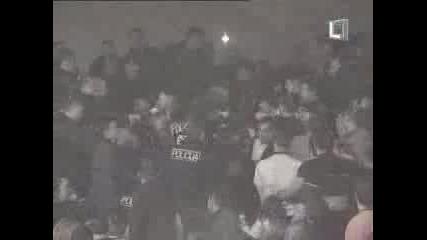 Cska Fans Fight