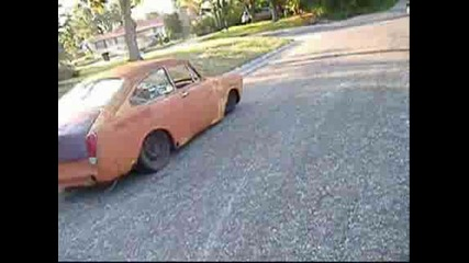 1970 Vw Fastback The Nasty Fasty...