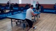 Softuni Турнир по тенис на маса - Мач след групите 1 (2017)