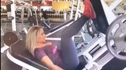 Фитнес мотивация за жени ! Изживей мечтата си !