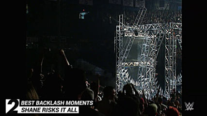 Greatest Backlash moments: WWE Top 10, May 31, 2020