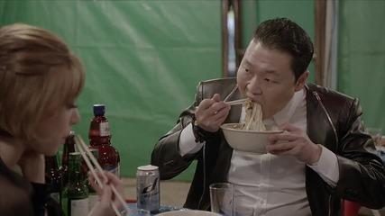 Psy - Gentleman (премиера Официално Видео) :)