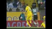 31.09.10 Спортинг Лисабон - Левски 5:0 *лига Европа*