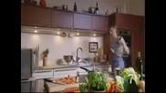 10 неща,  които не трабва да правите в кухнята !!