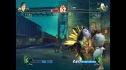 Street Fighter 4 Tournament: Ryu vs. Rufus