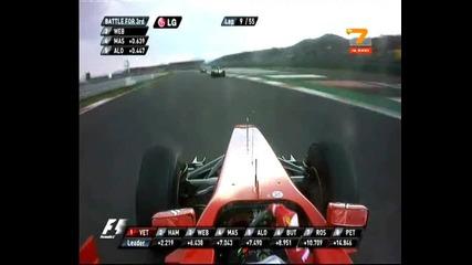 Формула1 Гран При На Кореа 2011 (2/9)