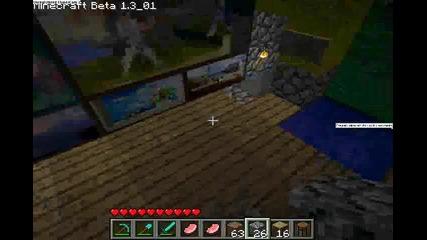 Minecraft #9 - pravene na biblioteka 2 / 2
