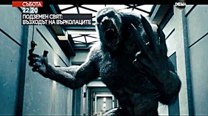 """""""Карате кид 3"""" от 20.00 ч., """"Подземен свят: Възходът на Върколаците"""" от 22.20 ч. на 22 юни по DIEMA"""
