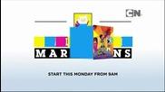 Cartoon Network Uk Hd Half Term Marathons October 2014.