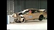 Crash Test of 2002 - 2005 Toyota Camry Daihatsu Altis