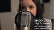 Maddi Jane - Jar of Hearts Christina Perri