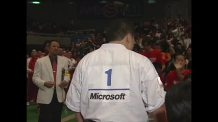 Tsukagoshi vs. Imbras 9th World Karate Championship Final 2007