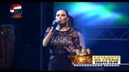 Ceca - Volela sam volela - (LIVE) - Skoplje - (TV Kanal 5 2014)