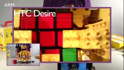 Lego робот, който нарежда кубчето на Рубик!
