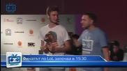 Томбола и снимки с екипа на Afk Tv - Afk Tv Финали на Eps
