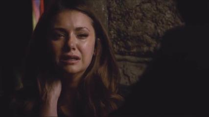 Damon and Elena || I`m not afraid