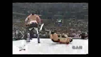 Hulk Hogan,  Kane & The Rock Vs Nwo