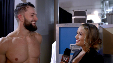 Finn Bálor is ready to win at Survivor Series and on WWE Mixed Match Challenge: WWE.com Exclusive, Nov. 12, 2018