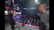 Cm Punk entrance on Wrestlemania 29 live