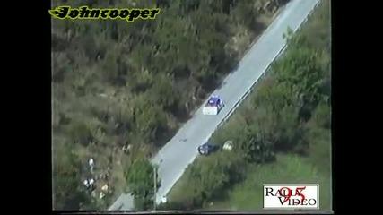 Rallye Cajacantabria 1998