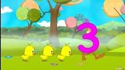 Пет малки патета - Детска песничка