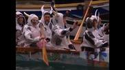 Парад на лодки събра хиляди зрители на карнавала във Венеция