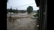 Наводнение В Цар Калоян