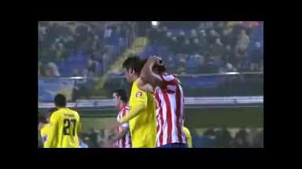 Виляреал 2:1 Атлетико Мадрид