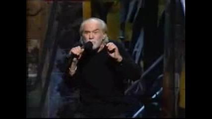 George Carlin On The 10 Commandments