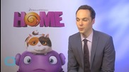 Jim Parsons Gives The Grace Helbig Show Four Stars