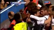 Невероятни 2 гола на Папис Сисе Челси - Нюкасъл 0:2